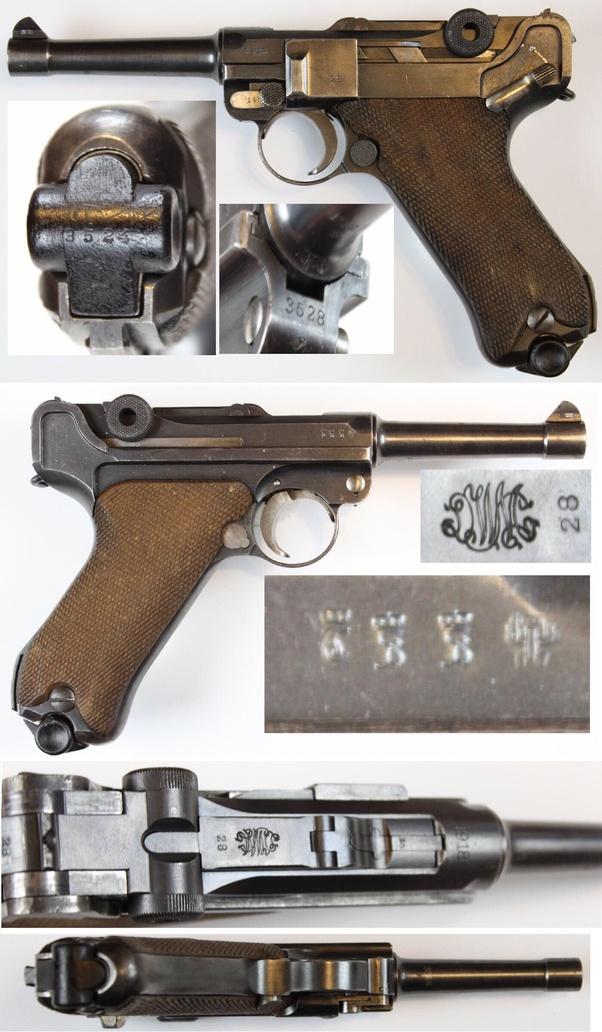 Pistols german for sale luger Luger 45