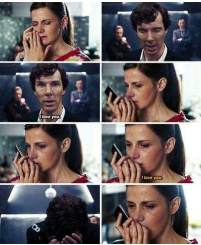 Does Sherlock Love Molly
