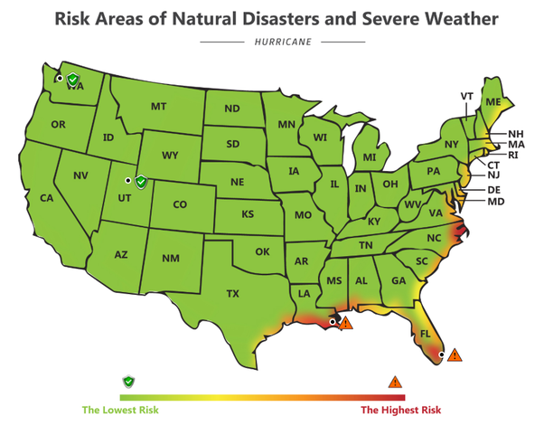 Are Hurricanes And Tornadoes A Good Reason To Not Move To