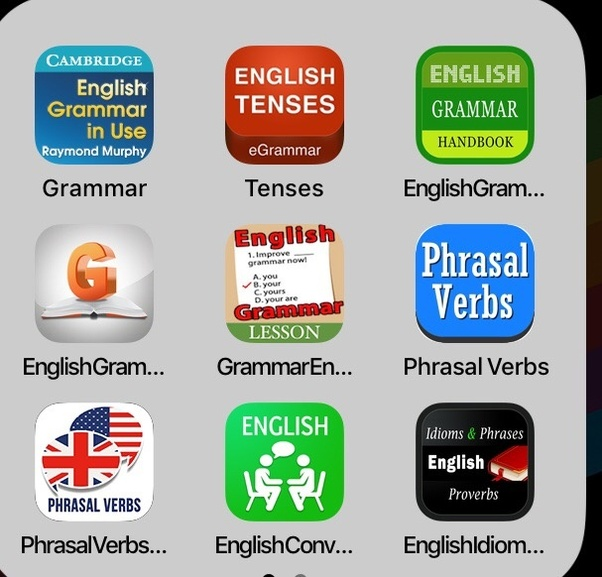 What are the ways to learn and speak English fluently by using apps