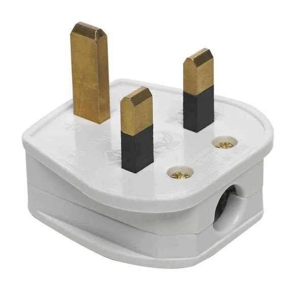 Why are British electrical plugs so big? - Quora