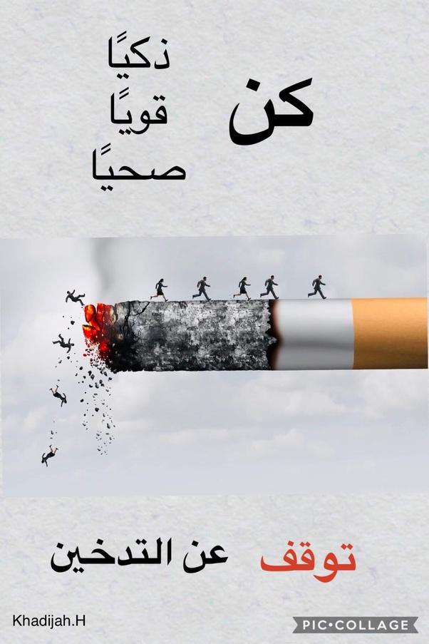 اسئله عن التدخين بنعم او لا