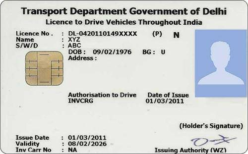 What Is The Process Of A Driving License Address Change In