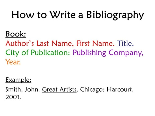 How To Write A Bibliography  Quora Argumentative Essay Thesis Statement Examples Biographical Essay Example How To Write A Bibliography  Quora Examples Of Autobiography Essays also Autobiography Essay Example