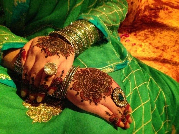 Mehndi Designs Punjabi : Mehndi design quora