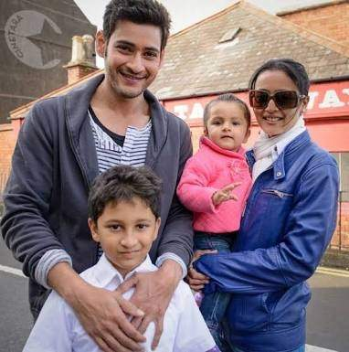 Who is your favourite tollywood actor and why quora he is often spotted spending time with his family this make me admire him more altavistaventures Images