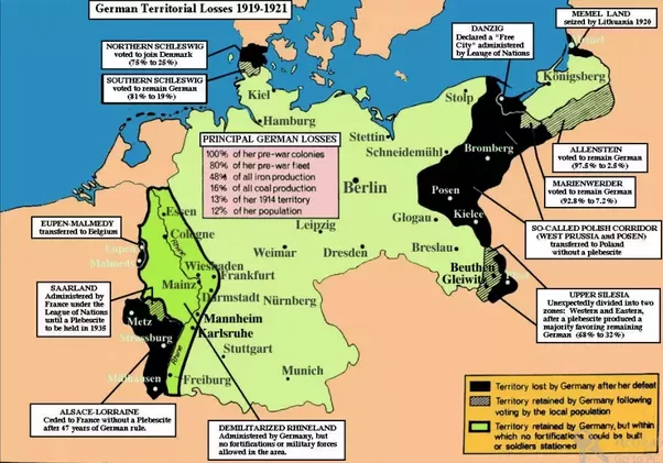 How did germany become powerful for world war ii after it was germany started printing large amount of mark german currency and paying them to allied powers little did they anticipated but this resulted into gumiabroncs Gallery
