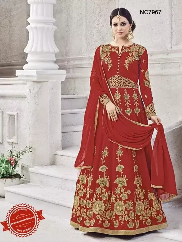 Where can I buy Anarkali suits online? - Quora