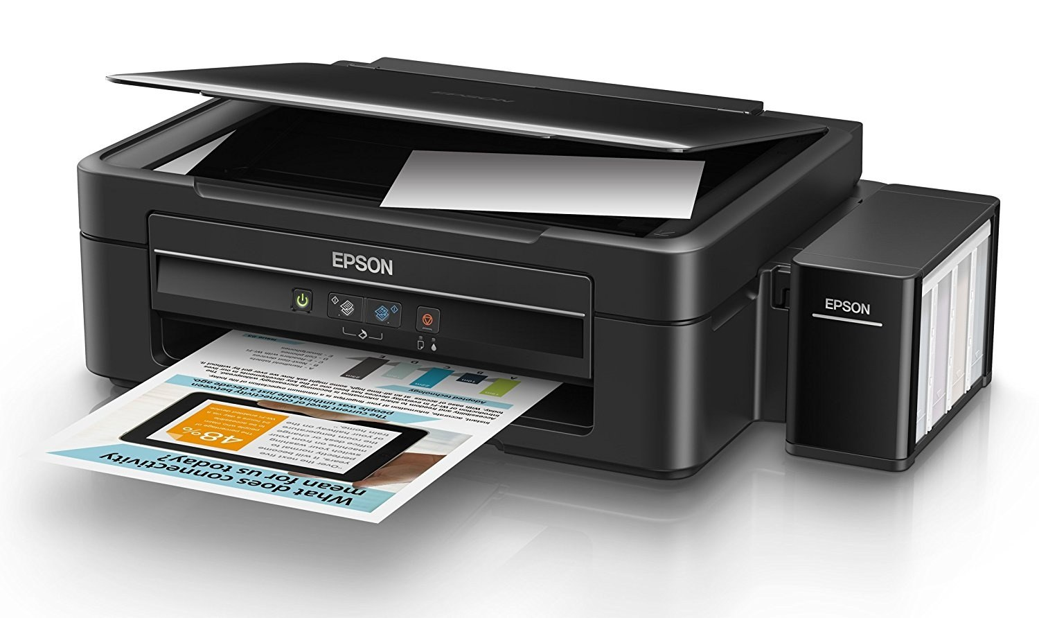 Which is better for an ink tank system, an Epson printer or