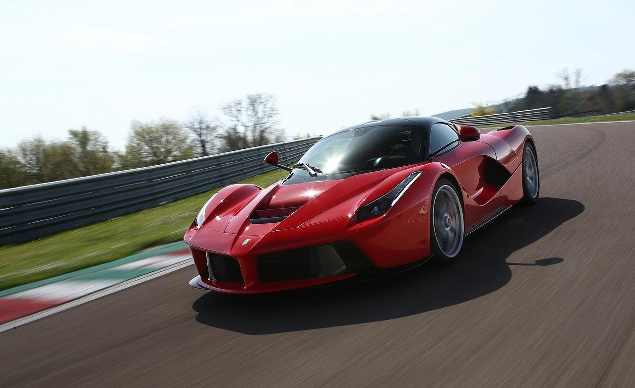 There Are Many Fast Hybrid Cars Out But They Not Because Have A Huge Amount Of Like The Ferrari