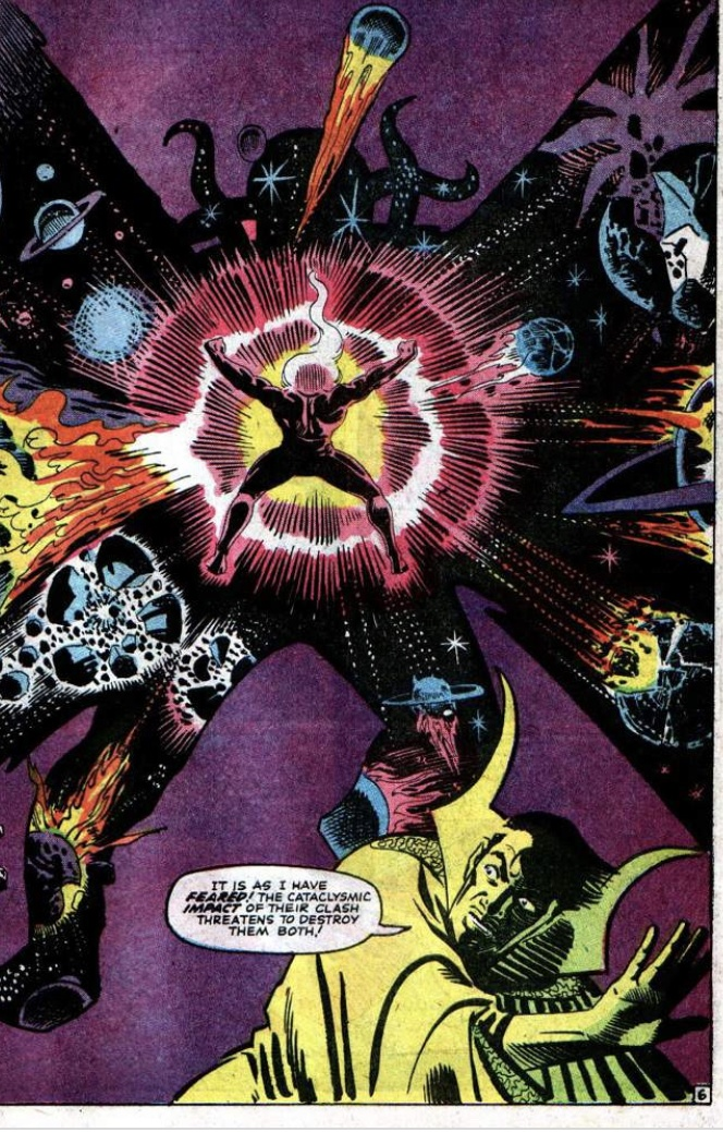 Who would win, Trigon, Dormammu, Malebolgia, True Darkseid, Mephisto