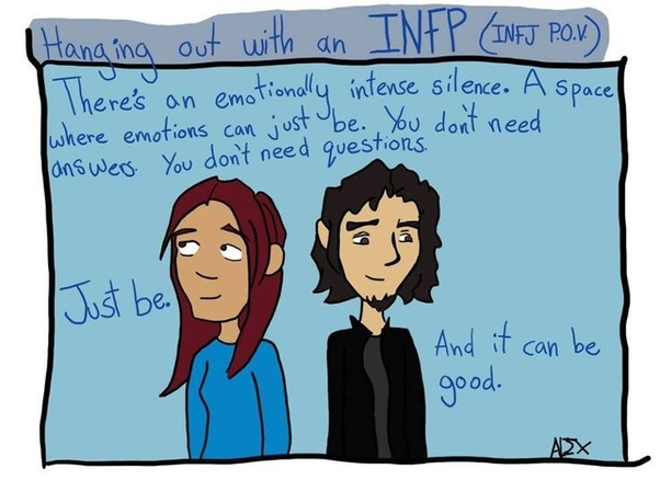 Why aren't INFPs paired with INFJs romantically? - Quora