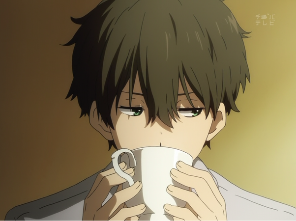 What anime character is always bored? - Quora