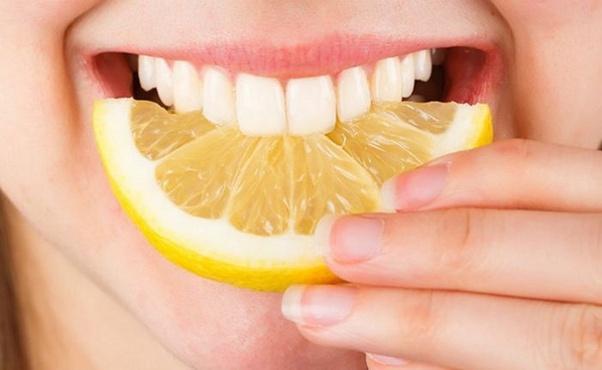 Can Lemons Help Whiten Your Teeth Quora