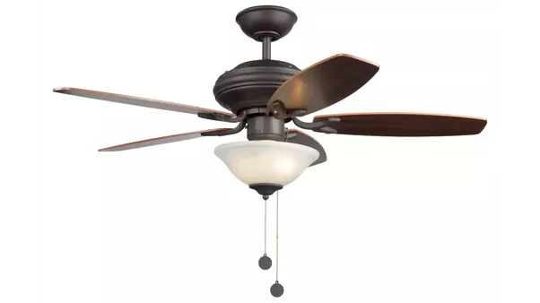 bronze inside double awesome harbor white star breeze fans twin depot ceiling blades dual rubbed oil iii home fan tropical inch