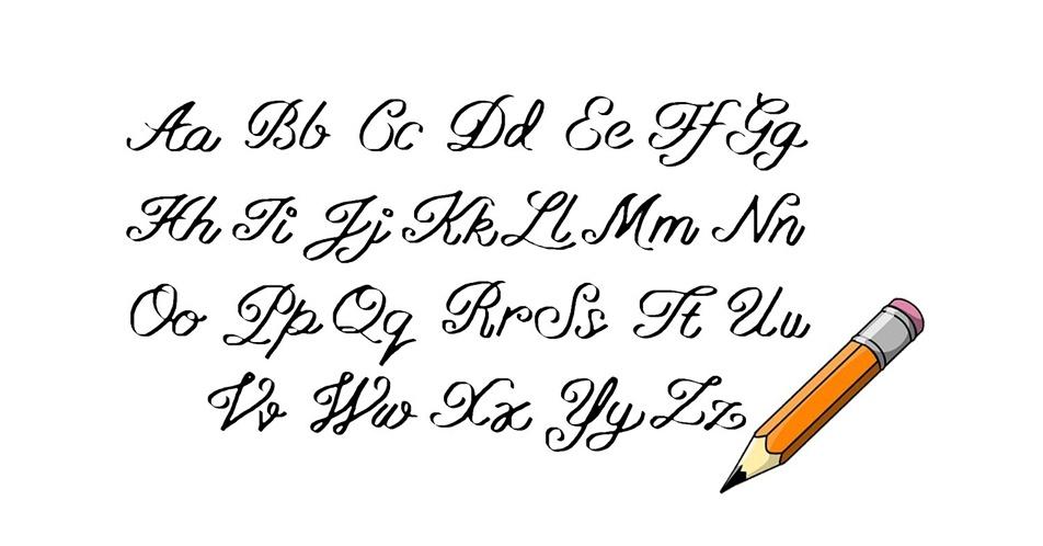 how to write a cursive capital s