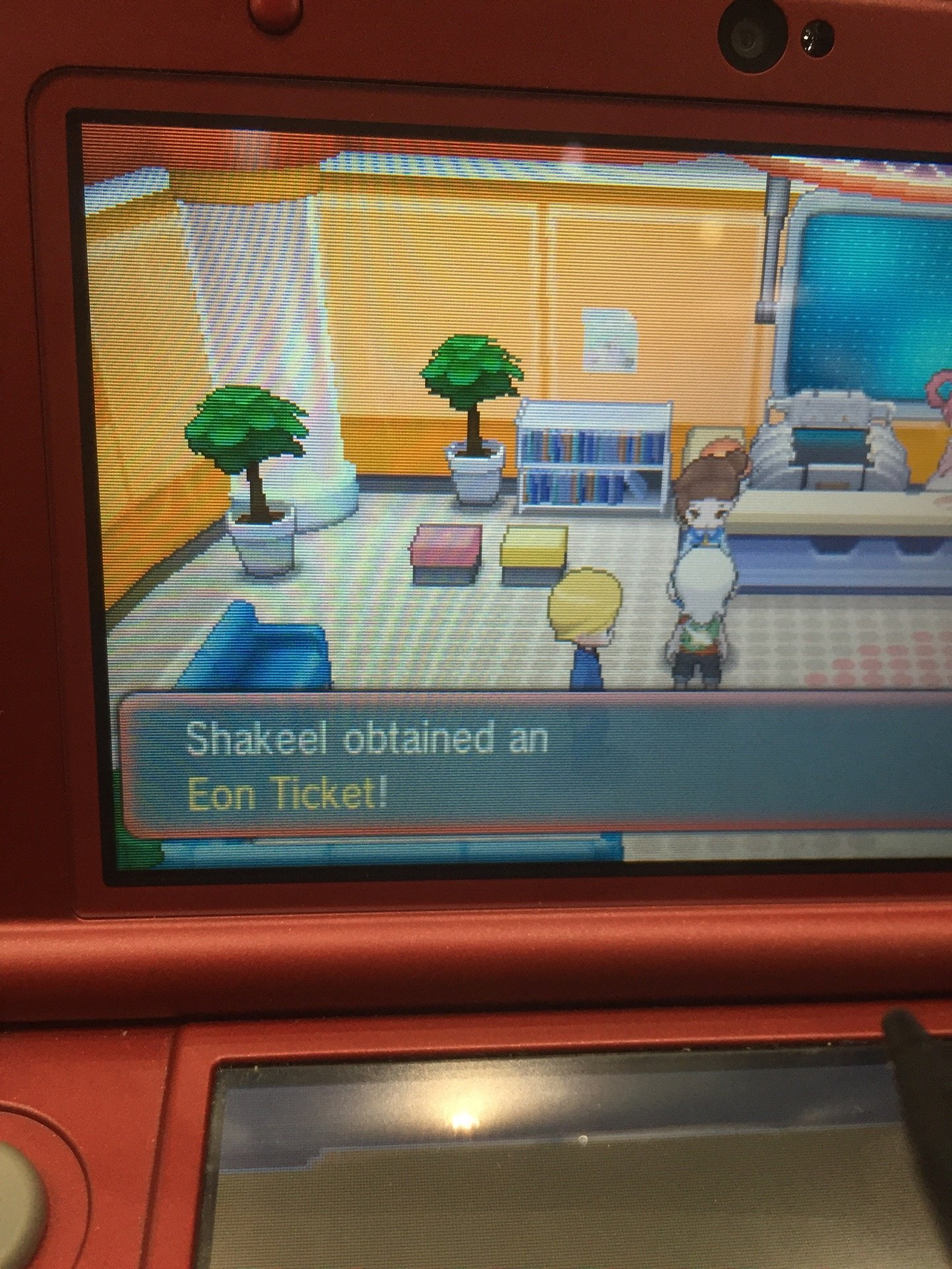 How to obtain a Eon Ticket code for Pokemom ORAS - Quora