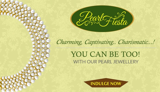 caa182578d3 To check latest designs and offers, visit - Buy Hyderabadi pearl jewellery  & pearl sets online for the best prices in India