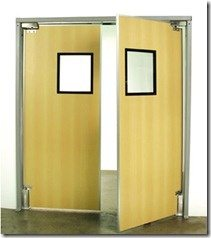 So a door that you can open by pushing OR by pulling? Well doors that can be pushed open in either direction are quite common either using a pivot hinge ... & Why can\u0027t we make doors which can be opened by push or pull ...