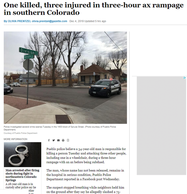 Is Pueblo Colorado Dangerous Quora