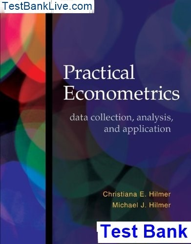 How to download the test bank for Practical Econometrics