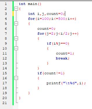 java program to print prime numbers upto n