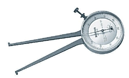 What instruments are used to measure the internal diameter