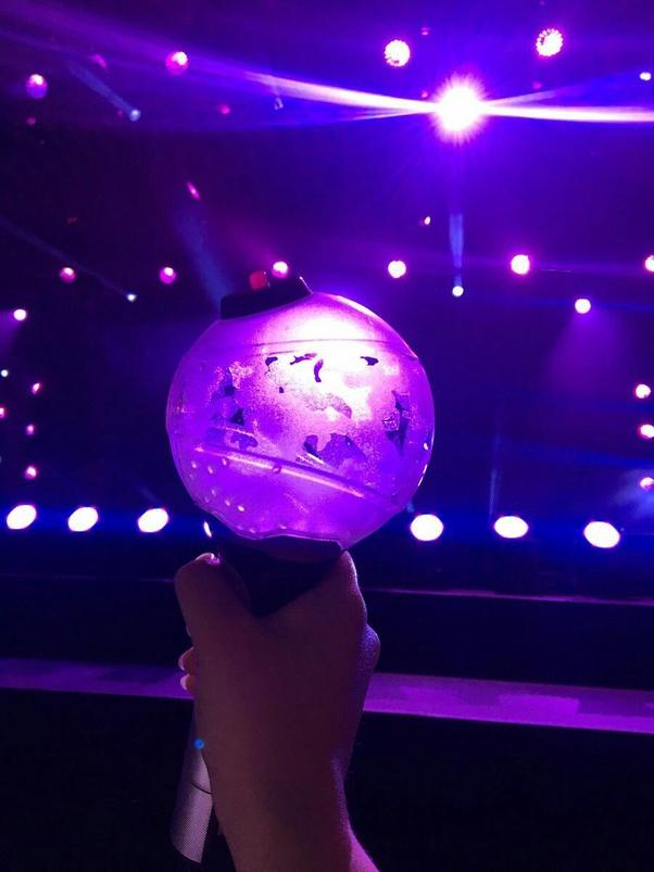 Which K Pop Group Has The Best Lightsticks Quora