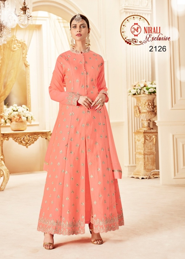 e978c60fa35f Here is an example of some of our dress materials: We also deal in kurtis,  top plazzos , gowns and indo-western style bohemian clothing.