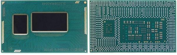 How to upgrade a soldered processor? I have a Dell Inspiron 3542