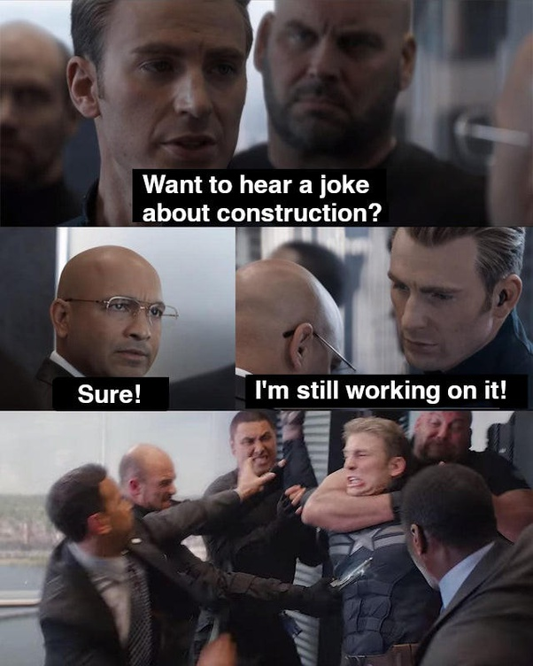 What Was The Funniest Thing Related To Marvel Movies You Saw On
