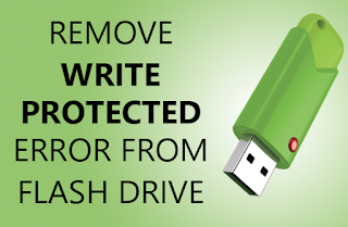 How to remove write protection from a USB in windows 10 - Quora