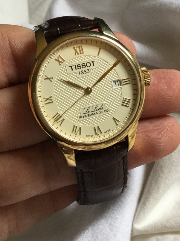 Is Tissot Le Locle A Good Watch Quora