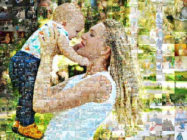 What are some good birthday gift ideas for a mom quora i bet you do and in this case you can make a mosaic photo collage for your mom like this one solutioingenieria Choice Image