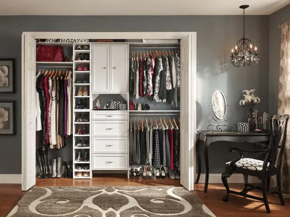 What Is The Best Method For Organizing My 150 Year Old House With Little  Closet Space?   Quora