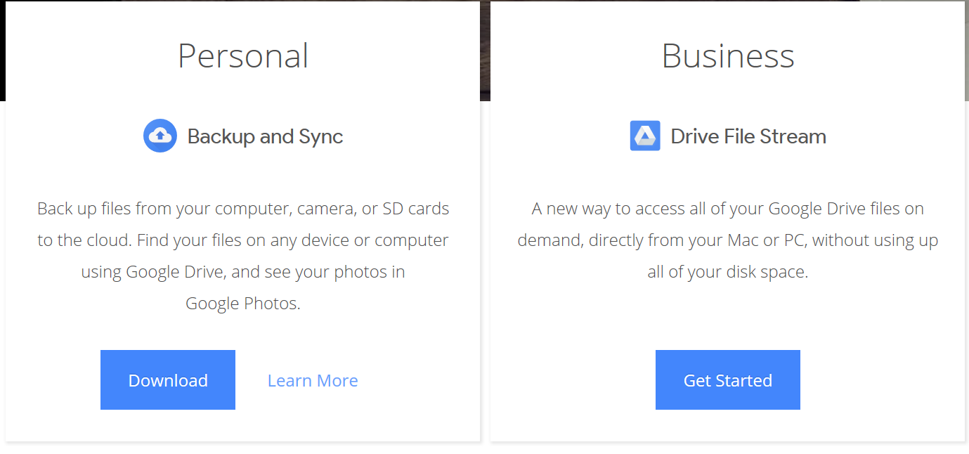 Google Sync Download