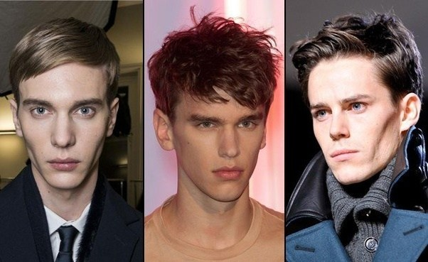 What Good Hairstyle Suits A Guy 16 Year Old With Thick Eyebrows