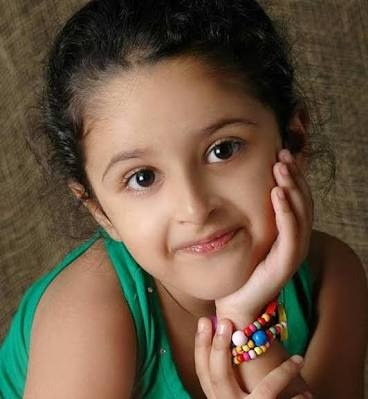 Who are the few, most beautiful child actresses in the Indian film
