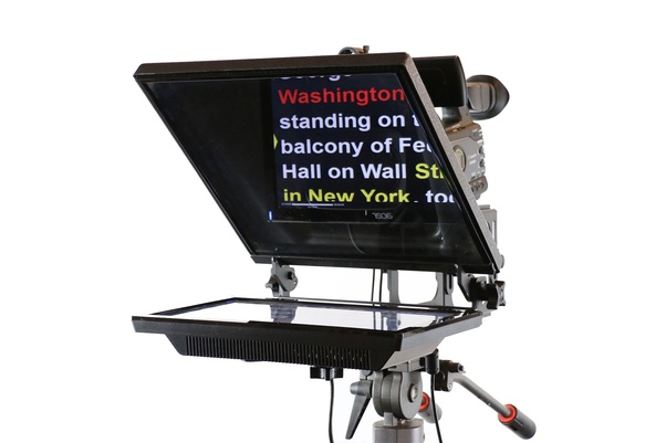 Is it possible to put a Camera behind a monitor? How would the
