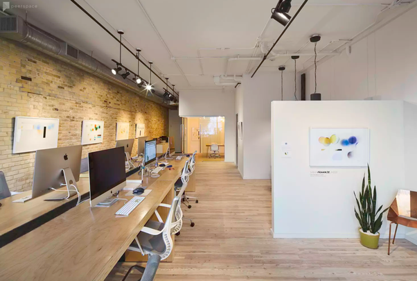 Jersey City Shared Office Space
