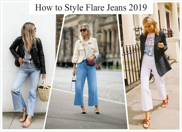 51fd1b54359 But the consideration is how the flare jeans could possibly make you  utterly chic without being too stereotypical. Keep reading to see those  amazing combos, ...