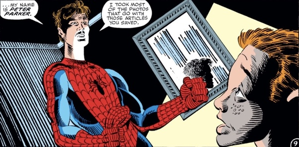 What is the saddest line in comics? - Quora