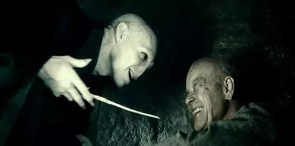 Is grindelwald shown in harry potter movie quora for Harry potter grindelwald wand