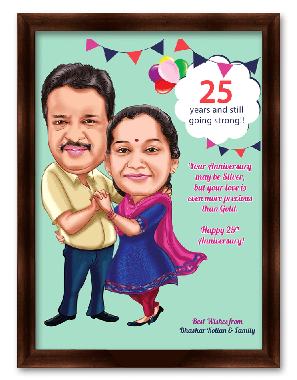 anniversary gifts to make for parents