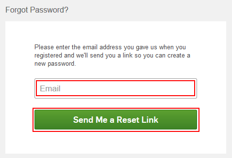 How to recover my Hulu account if I forgot my password and I don't