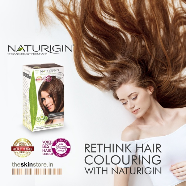 What is the best organic hair color? - Quora