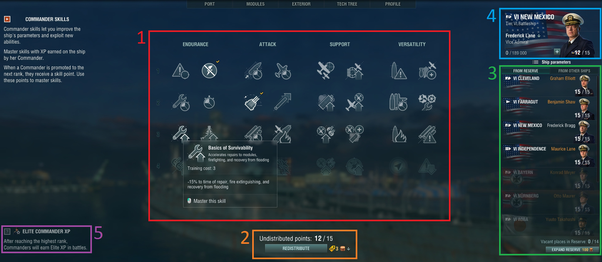 Is it possible to design your own ships in World of Warships