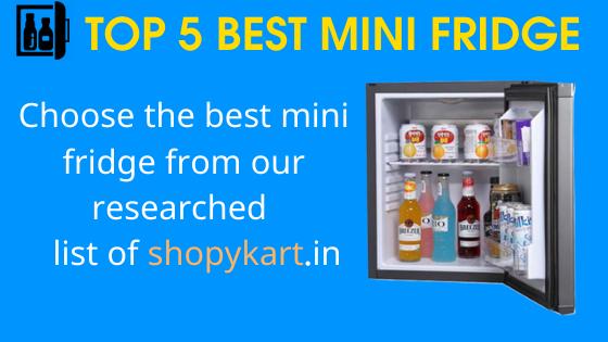 mini fridge frozen over