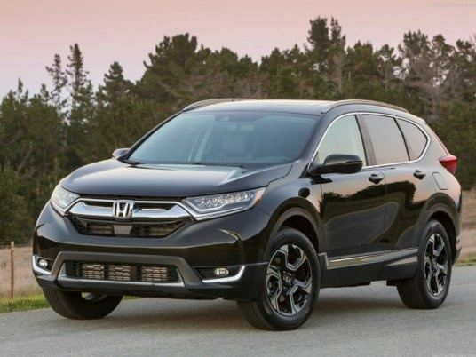 Have They Made The 2018 Honda CRV Yet