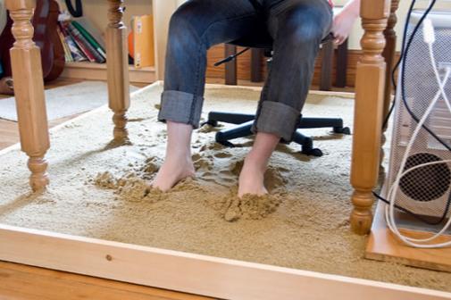 Hammock Floors: